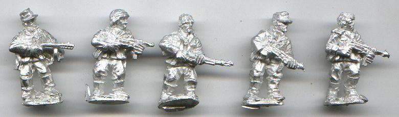 1st Corps WW2