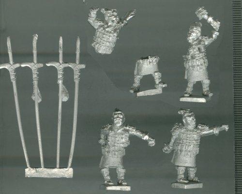 Mainly 28s john jenkins designs terror cotta zombies for John jenkins design